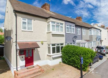 Thumbnail 3 bed end terrace house for sale in West Grove, Woodford Green
