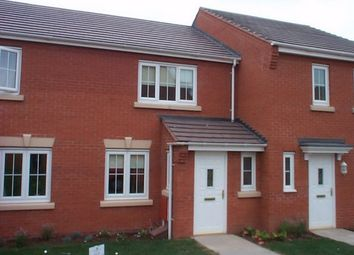 Thumbnail 2 bed terraced house to rent in Firedrake Croft, Lower Stoke, Coventry, West Midlands