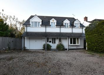 Thumbnail 5 bed detached house to rent in High Street, Newton Poppleford, Sidmouth, Devon