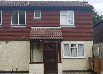 Thumbnail 2 bed detached house to rent in Hampstead Close, London