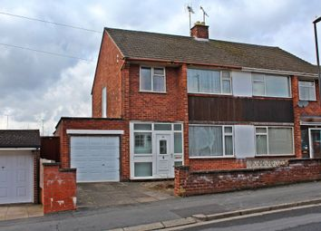 Thumbnail 3 bed semi-detached house for sale in Maidavale Crescent, Styvechale, Coventry