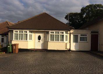 Thumbnail 2 bed detached bungalow for sale in Wenvoe Avenue, Bexleyheath, Kent