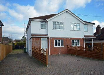 Thumbnail 3 bed semi-detached house for sale in Frimley Green Road, Frimley Green, Camberley, Surrey