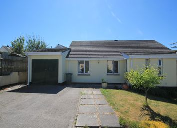 Thumbnail 3 bed detached bungalow to rent in Crellow Fields, Stithians, Truro
