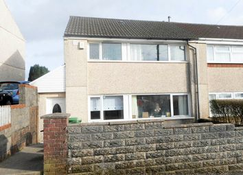 Thumbnail 3 bed semi-detached house for sale in Heol-Y-Mynydd, Porth