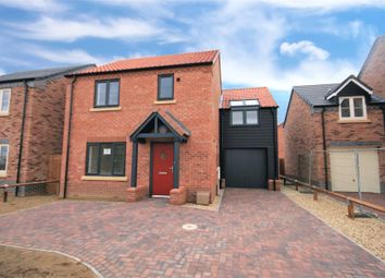 Thumbnail 3 bed detached house for sale in Welch Close, Whaplode
