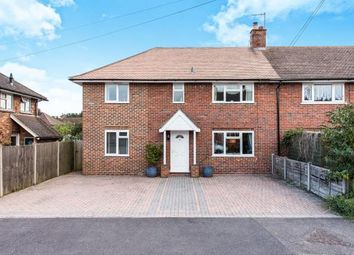 Thumbnail 4 bedroom end terrace house for sale in Chobham, Woking, Surrey