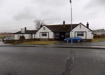 Thumbnail Leisure/hospitality for sale in Littlemill Road, Drongan, Ayr