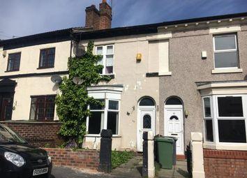 Thumbnail 3 bed terraced house for sale in 48 Frodsham Street, Birkenhead, Merseyside