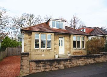 Thumbnail 3 bed detached bungalow for sale in Ailsa Drive, Giffnock, Glasgow