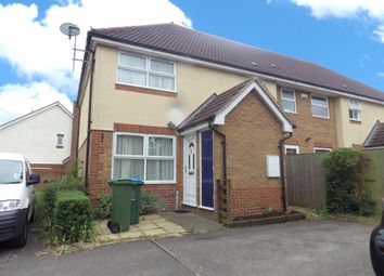 Thumbnail 1 bedroom terraced house to rent in Rye Close, Aylesbury, Buckinghamshire