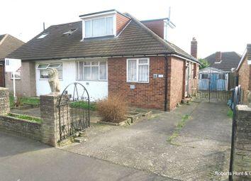 Thumbnail 3 bed semi-detached bungalow for sale in Bedfont Close, Feltham