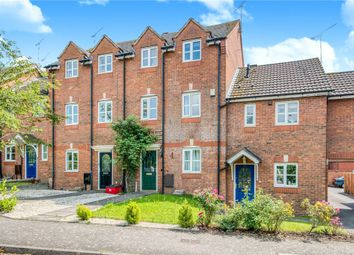 Thumbnail 4 bed town house for sale in Plantagenet Park, Heathcote, Warwick