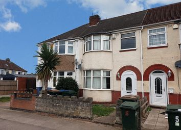 Thumbnail 3 bed terraced house to rent in Outermarch Road, Radford, Coventry