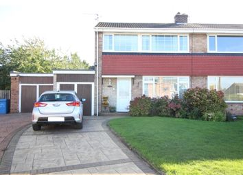 Thumbnail 3 bed property for sale in Arundel Drive, Carlton-In-Lindrick, Worksop