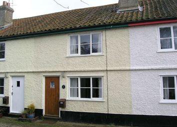 Thumbnail 2 bedroom cottage to rent in Salters Lane, Walpole, Halesworth
