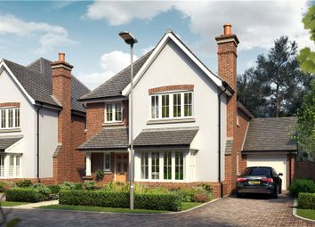 Thumbnail 4 bed link-detached house for sale in Victoria Place, Crowthorne, Berkshire