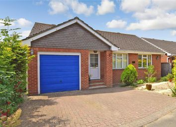 Thumbnail 2 bed detached bungalow for sale in Denness Path, Lake, Isle Of Wight
