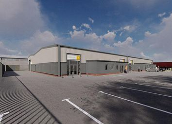 Thumbnail Light industrial to let in Unit 5 Hallcroft Trade Centre, Hallcroft Road, Retford