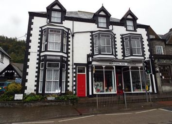 Thumbnail 5 bed end terrace house for sale in The Square, Corwen, Denbighshire