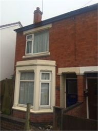 Thumbnail 3 bedroom end terrace house to rent in St Georges Road, Stoke, Coventry, West Midlands
