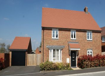 Thumbnail 4 bed detached house for sale in Locksbridge Road, Picket Piece, Andover