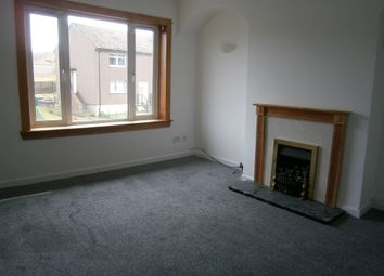 Thumbnail 3 bed flat to rent in Lamont Crescent, Cumnock