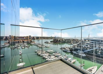 Thumbnail 2 bedroom property to rent in The Moresby Tower, Ocean Village, Southampton