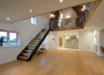 Thumbnail 4 bed barn conversion to rent in Broad Lane, Grappenhall, Warrington