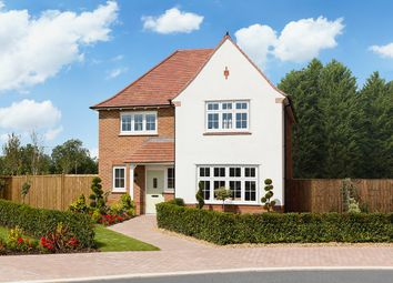 "Thumbnail 4 bedroom detached house for sale in ""Cambridge"" at Ledsham Road, Little Sutton, Ellesmere Port"