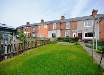 Thumbnail 2 bed terraced house to rent in Hill View, Broompark, Durham