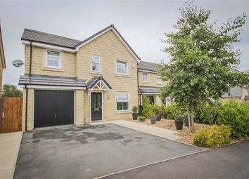 Thumbnail 4 bed detached house for sale in Chapel Close, Clitheroe, Lancashire