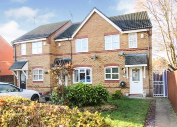 2 bed end terrace house for sale in Teal Grove, Wednesbury WS10