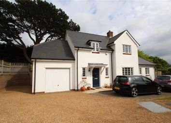 Thumbnail 4 bed detached house for sale in Chatsworth Close, High Salvington, Worthing