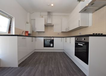 Thumbnail 6 bed flat to rent in Chapel Street, Derby
