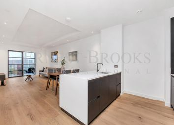 Thumbnail 1 bed flat for sale in Albion House, City Island, Canning Town
