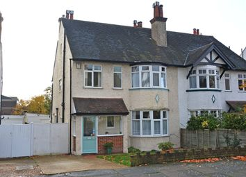 Thumbnail 4 bed semi-detached house for sale in Westbrook Road, Blackheath, London