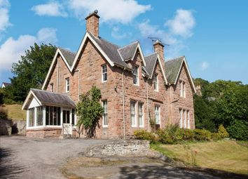 Thumbnail 7 bed detached house for sale in Craig Road, Dingwall