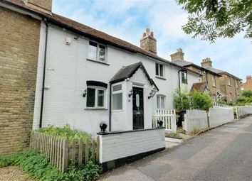 Thumbnail 2 bed terraced house to rent in Church Lane, Northaw, Hertfordshire
