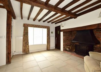 Thumbnail 3 bed detached house for sale in Church Road, Hellingly, Hailsham, East Sussex