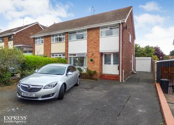 Thumbnail 3 bed semi-detached house for sale in Suffolk Road, Maldon, Essex