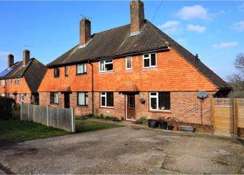 Thumbnail 3 bed semi-detached house for sale in Medway, Turners Hill