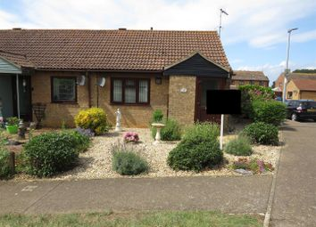 Thumbnail 1 bed terraced bungalow for sale in Lodge Road, Heacham, King's Lynn