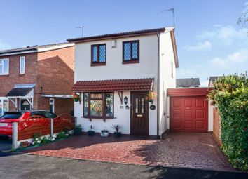 Canterbury Drive, Wolverhampton WV6. 3 bed detached house