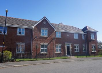 Thumbnail 2 bed flat for sale in Delph Drive, Ormskirk