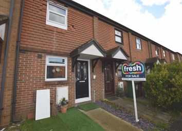Thumbnail 2 bed terraced house for sale in Water Lane, Purfleet, Essex