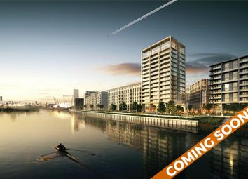 Thumbnail 3 bed property for sale in Liner House, Royal Wharf E16,