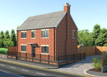 Thumbnail 4 bed detached house for sale in Britannia Street, Shepshed, Loughborough, Leicestershire