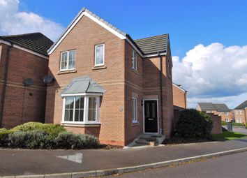Thumbnail 3 bed detached house for sale in Chestnut Drive, Hollingwood, Chesterfield