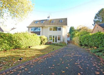 Thumbnail 6 bed semi-detached house for sale in The Rise, Ponteland, Newcastle Upon Tyne